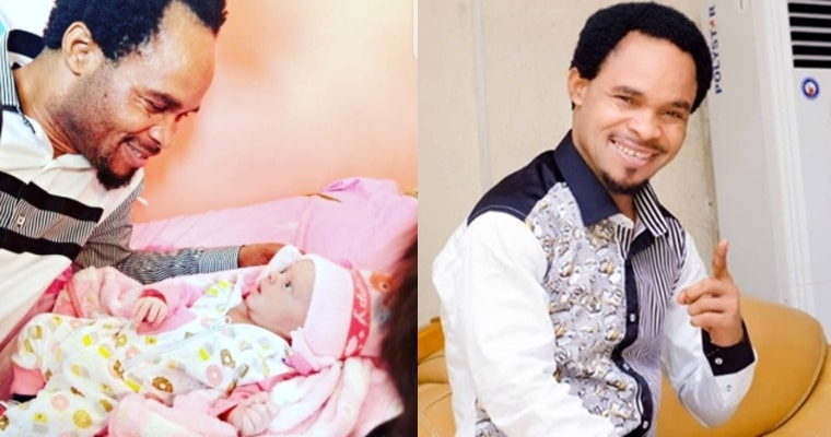 Clergyman Prophet Odumeje Aka Indaboski Welcomes Fifth Child Photo The Untame News Prophet Odumeje Aka Indaboski Welcomes Fifth Child (Photo)