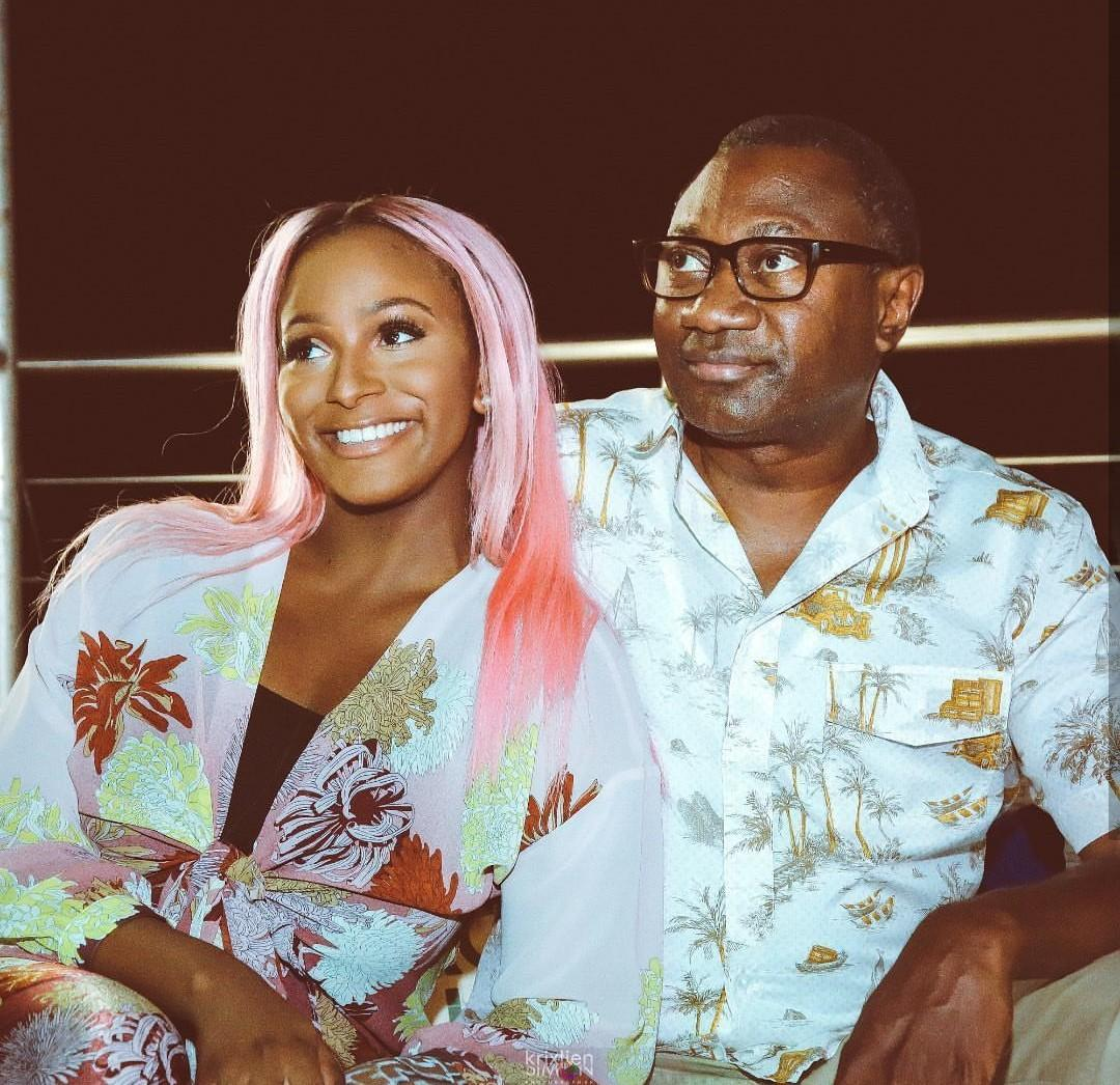 """""""I told my daddy I don't need him no more"""" – DJ Cuppy"""