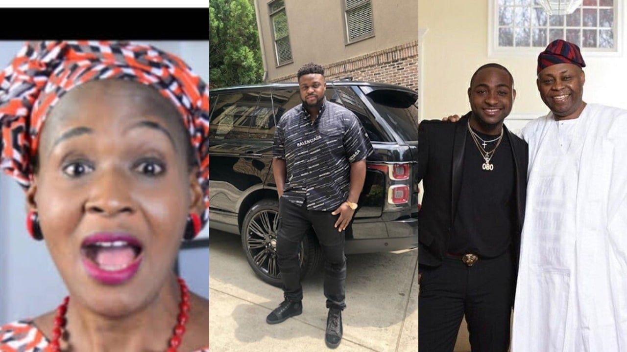 Kemi Olunloyo Rains Insults On Davidos Brother Adewale For Condemning Lovers Of BBNaija The Untame News Kemi Olunloyo Rains Insults On Davido's Brother