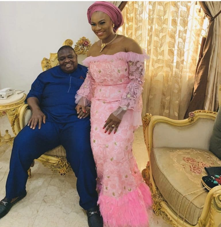 Meet Prince sister who is married to 77yr old billionaire Emmanuel Iwuanyanwu Photos4 The Untame News #BBNaija: Meet Prince' sister who is married to 77yr old billionaire Emmanuel Iwuanyanwu (Photos)