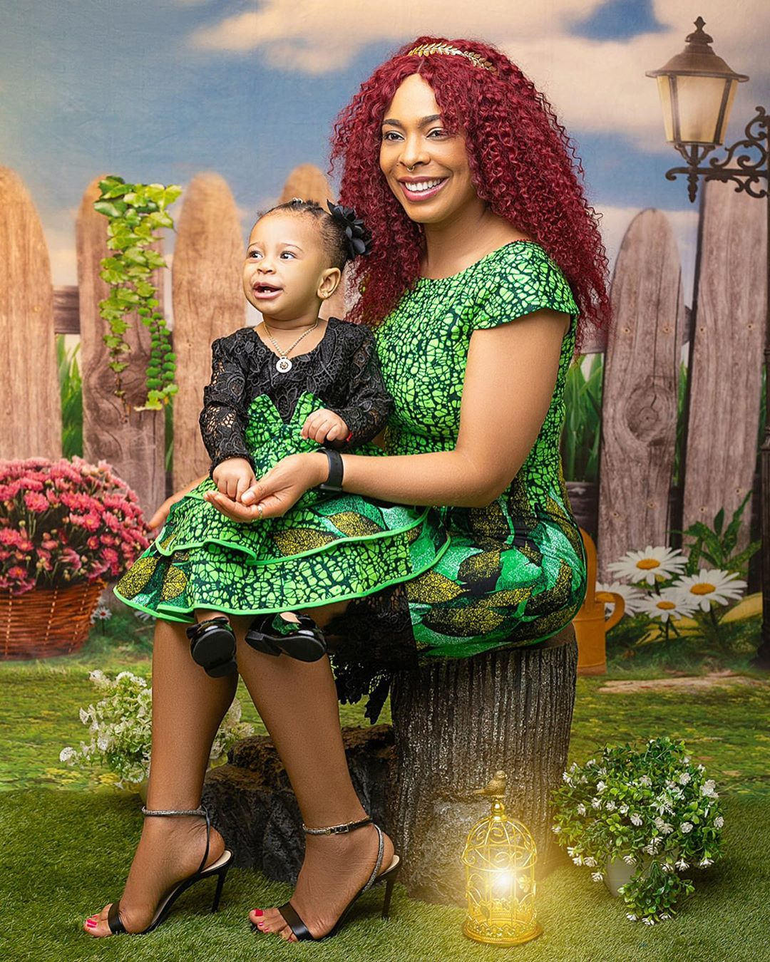 Olakunle Churchill finally reacts to rumour of being Tboss baby daddy2 The Untame News rumour of being Tboss' baby daddy