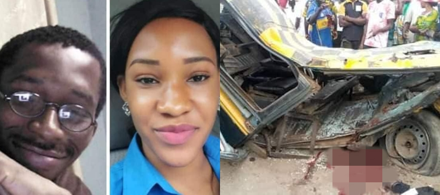 Police Arrest Owner And Driver Of Container That Crushed FAAN Workers To Death In Lagos