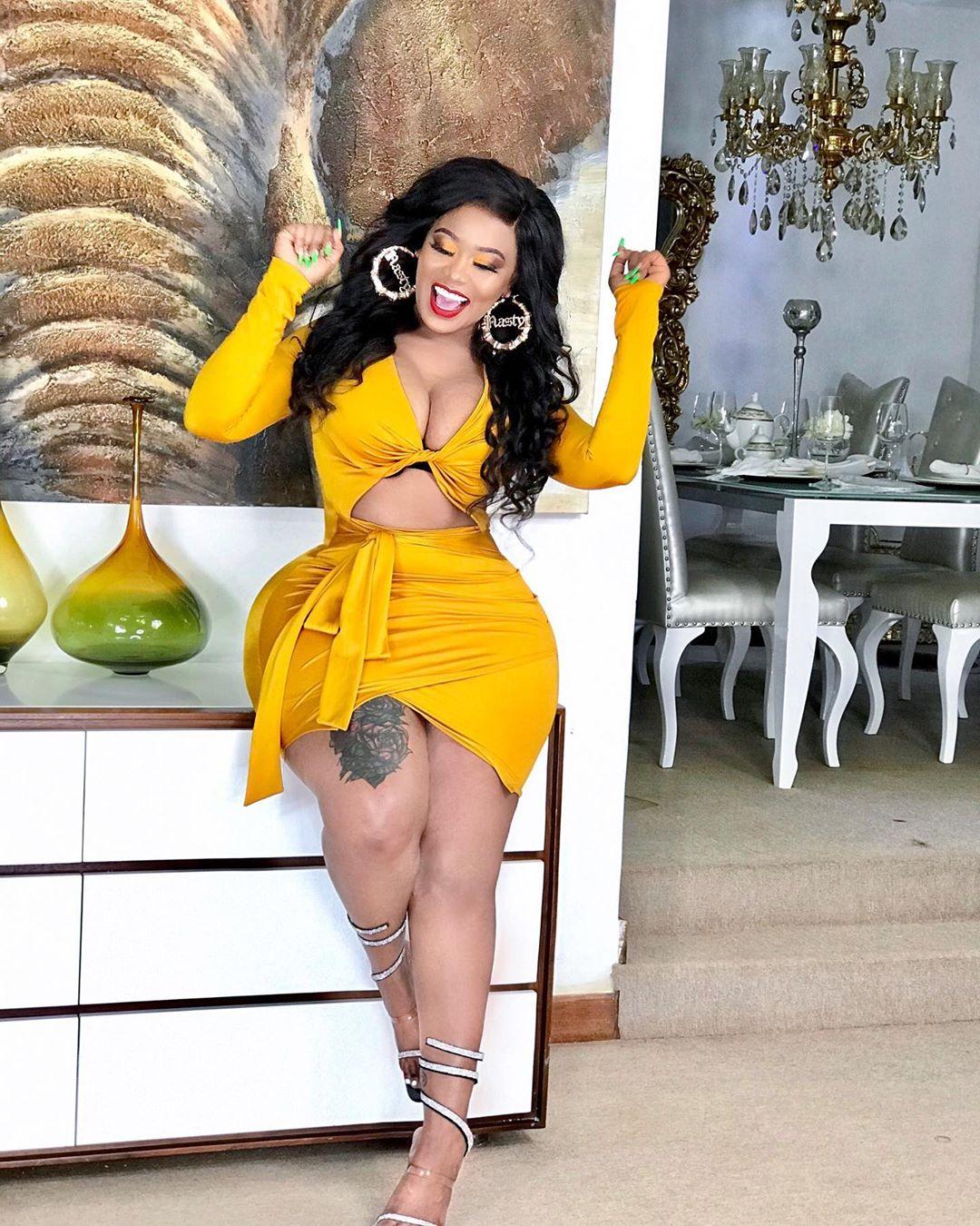 94104200 777902212617284 6078588631074756401 n The Untame News Vera Sidika I Spent N7.1 Million On My Breast Implants
