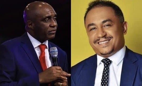 David Ibiyeomie and daddy Freeze The Untame News