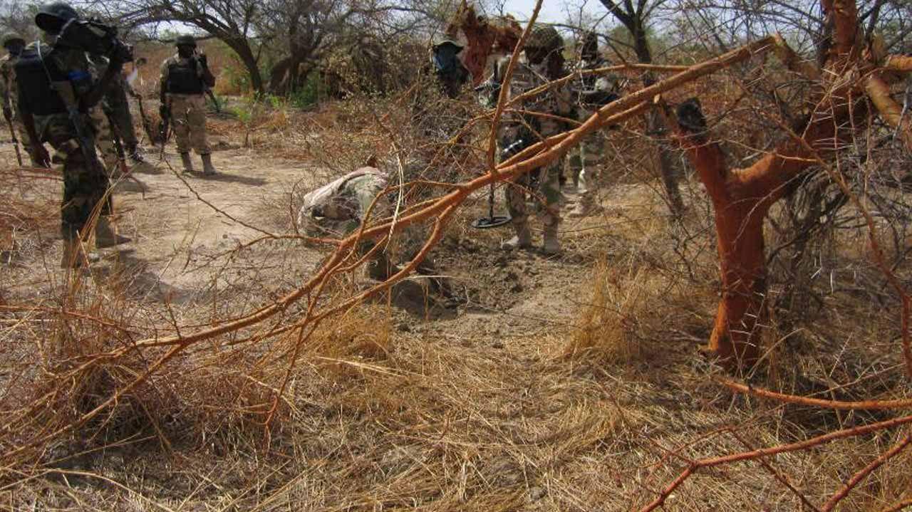 Several Bandits Killed As Troops Raid Kaduna Forest The Untame News Several Bandits Killed As Troops Raid Kaduna Forest